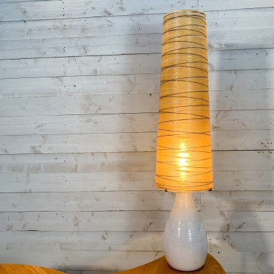 Ceramic and fiber lamp Accolay