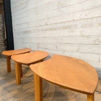 Table basse design en orme