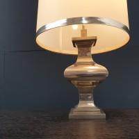 lampe à poser vintage néoclassique
