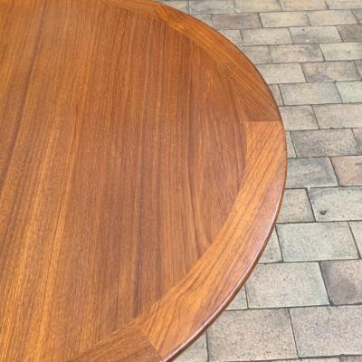 Scandinavian table 1970