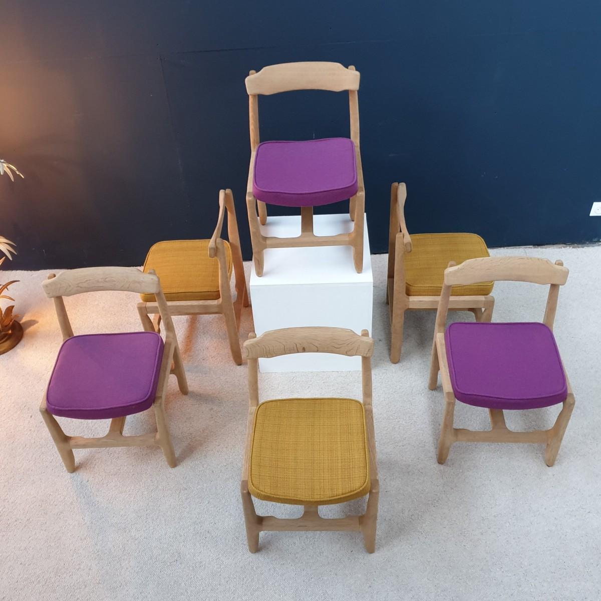 chaises Guillerme et Chambron