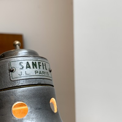 "Industrial reading lamp  ""SanFil"