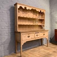 English wooden cabinet circa 1900