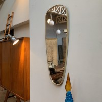 French Asymmetric mirror 1960