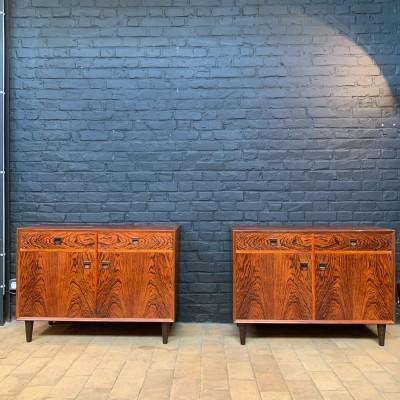 Pair of Scandinavian sideboards