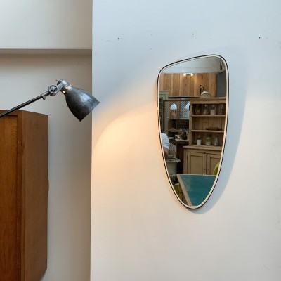 Asymmetric mirror 1960