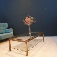 Coffee table by Maison JANSEN PARIS