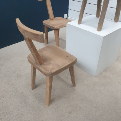 Lot de 4 chaises T par Olavi HANNINEN