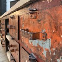 Garage workbench 1950