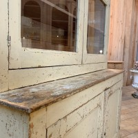 French wooden cabinet 4 doors
