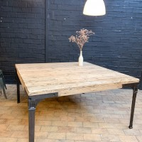 french Large workshop table