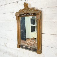 French 18th mirror