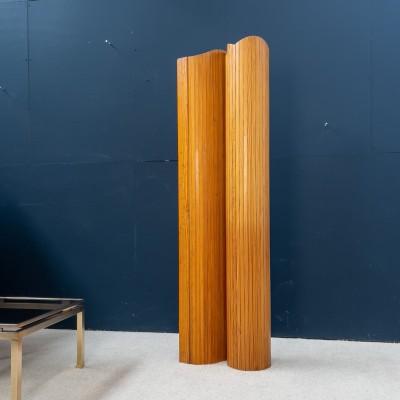 Baumann folding wooden screen 1950