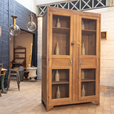 Former wooden pantry