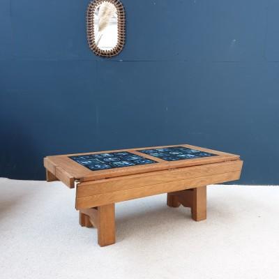 Table modulable de GUILLERME et CHAMBRON