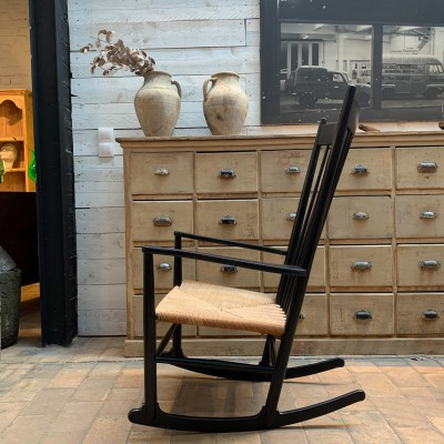 Rocking Chair by Hans Wegner 1970