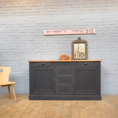 Wooden workshop furniture
