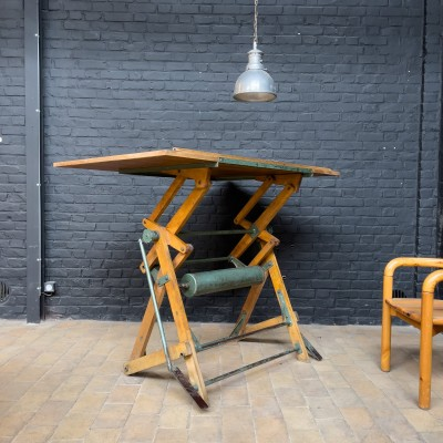 Architect's table 1960