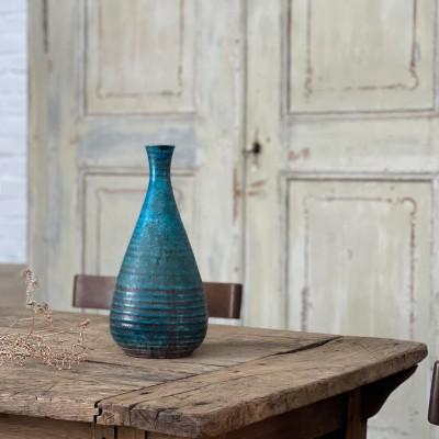 Vase céramique Accolay 1950