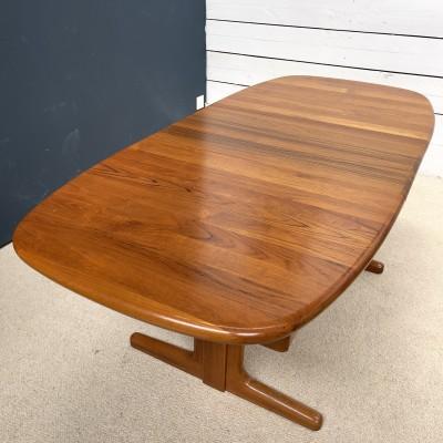 Wooden mechanism table 1960