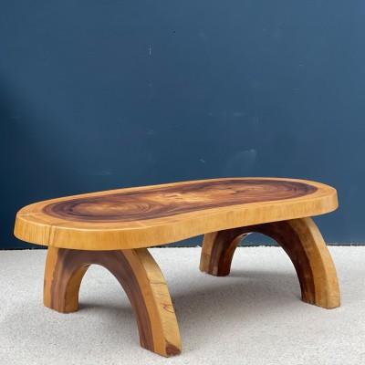 Brutalist coffee table 1960