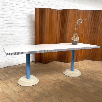 Kroma Dining Table by Antonia Astori for Driade 1980