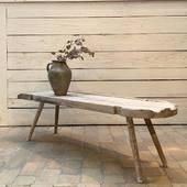 Table basse primitive disponible sur notre site www.ma-petite-boutique.fr