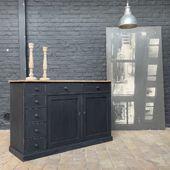 ❤️ Ancien meuble d'horloger plus d'infos sur notre site ❤️