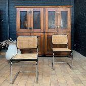 ☀️Paire de chaises Marcel breuer☀️