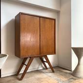 Meuble design 1960 - 171 x 116 x p47 cm - www.petite-boutique.fr