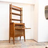 Secrétaire 1960 - 190 x 74,5 x p39 cm - www.ma-petite-boutique.fr