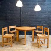 ❄️Ensemble table et chaises Regain - disponible sur www.ma-petite-boutique.fr ❄️