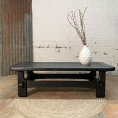 Table basse design 1950 - disponible sur www.ma-petite-boutique.fr